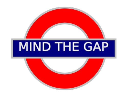 mind the gap process